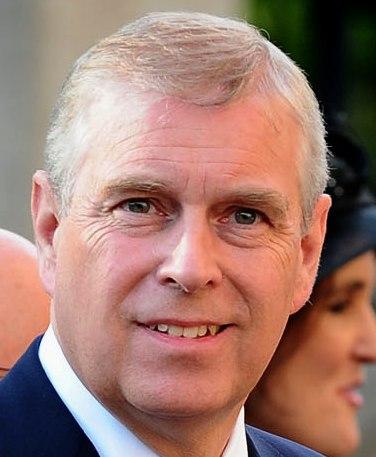 Andrew Duke of York